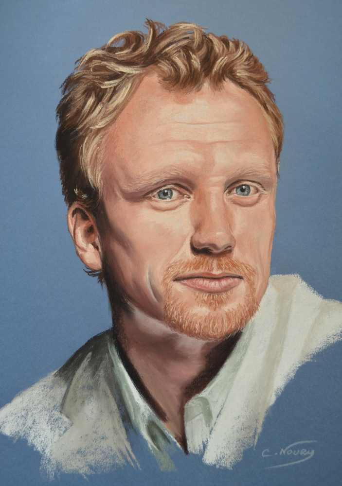 Kevin McKidd by Andromaque